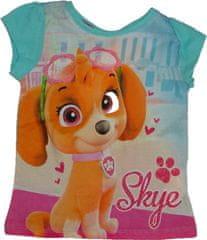 Nickelodeon Tyrkysove tričko se Skye