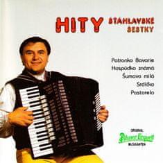 Šťáhlavská šestka: Hity Šťáhlavské šestky - CD
