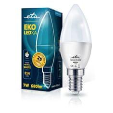 ETA LED žarulja, E14, 7 W, neutralno bijela