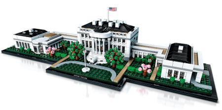 LEGO Architecture 21054 Fehér Ház