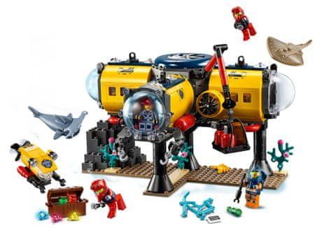 LEGO City 60265 Óceáni felderítő bázis