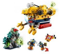 LEGO City 60264 Óceáni felderítő tengeralattjáró
