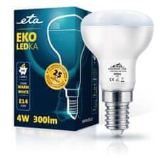 ETA LED žarulja, R50, E14, 4 W, toplo bijela