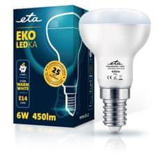 ETA LED žarulja, R50, E14, 6 W, toplo bijela