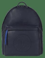 Trussardi Jeans sötétkék uniszex hátizsák 71B00190-9Y099999
