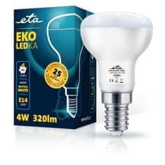 ETA LED žarnica, R50, E14, 4 W, nevtralno bela