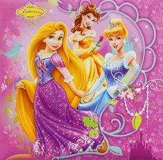 FANDY Fotoalbum 10x15 200 foto dětské Disney 02 princezny