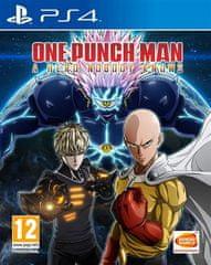 Namco Bandai Games One Punch Man: A Hero Nobody Knows igra (PS4)