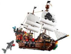 LEGO Creator 31109 Kalóz hajó