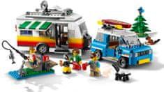 LEGO Creator 31108 Družinski dopust v počitniški prikolici