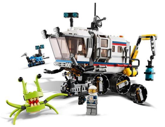 LEGO Creator 31107 Prieskumné vesmírne vozidlo