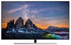 Samsung 65Q80RAT QLED 4K televizor + DARILO: Galaxy Tab A (T510) tablični računalnik