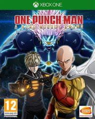 Namco Bandai Games One Punch Man: A Hero Nobody Knows igra (Xbox One)