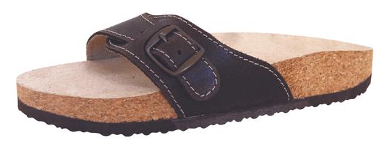 Protetika dámske papuče T05, 42, hnedá
