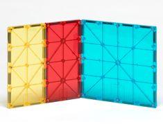 Valtech MagnaTiles rozšiřujíci set obdĺžniky a mega štvorce