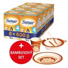 Sunar Complex 4, 8x600g