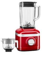 KitchenAid Artisan K400 5KSB4054 mešalnik z ožemalnikom citrusov, rdeč