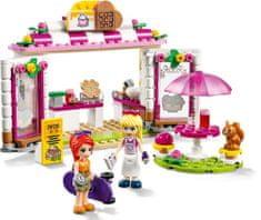 LEGO Friends 41426 Kávézó Heartlake városka parkjában