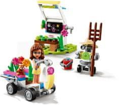 LEGO Friends 41425 Olivia virágoskertje