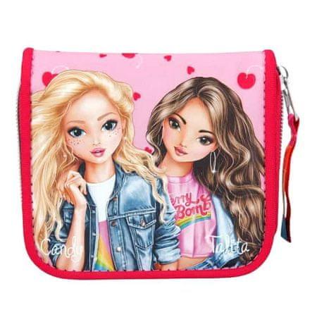 Top Model Najlepszy model portfela, Candy and Talita, różowy