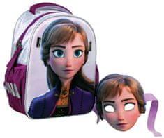 GIM plecak junior Frozen Anna z maską
