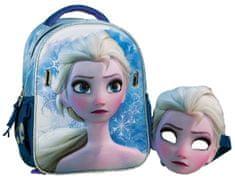 GIM plecak junior Frozen Elsa z maską