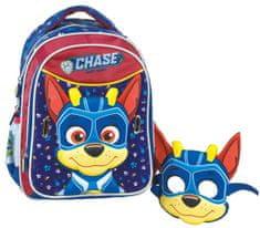 GIM plecak junior Psi Patrol Chase z maską