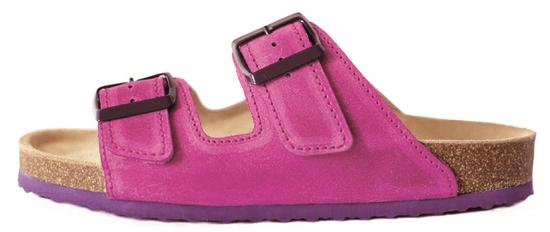 Protetika dámske papuče T18, 42, ružová