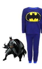 """SETINO Bawełniana piżama chłopięca """"Batman"""" - ciemny niebieski"""