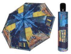Doppler Art Kavárna plně automatický skládací deštník Barva: Vícebarevná