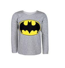 """SETINO Koszulka chłopięca z długimi rękawami """"Batman"""" - szary"""