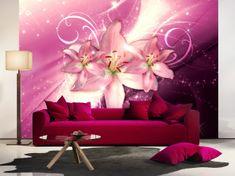 Murando DeLuxe Fototapeta mrazivé lilie ll. Rozměry (š x v) a Typ: 300x210 cm - vliesové