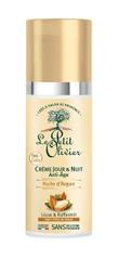 Le Petit Olivier Denný a nočný krém proti vráskam s arganovým olejom Anti-Age (Day & Night Cream) 50 ml