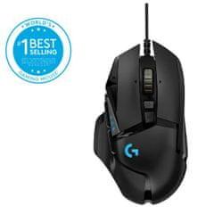 Logitech Mysz optyczna G502 Hero (910-005470)