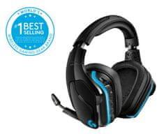 Logitech bežične gaming slušalice G935, 7.1