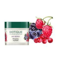Biotique Bio balzam pre plnosť pier - 12 g