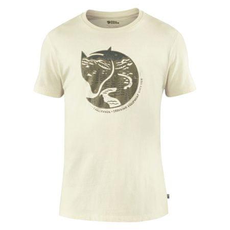 Fjällräven Arctic Fox T-Shirt M, Kreda biała | 113 | Z