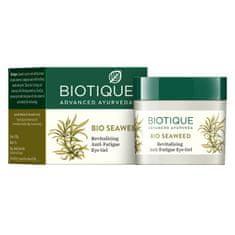 Biotique Bio očný gél s morskou riasou - 15 g
