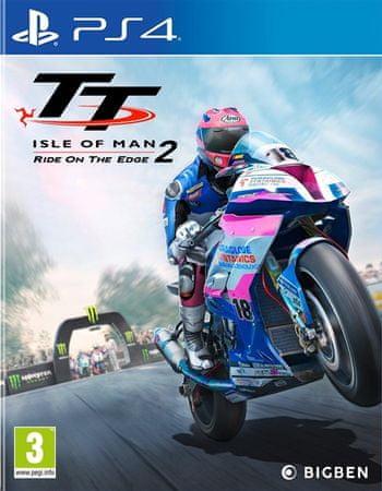 Nacon Gaming TT Isle of Man - Ride on the Edge 2 igra (PS4)