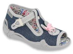Befado sandały dziewczęce Papi 213P119