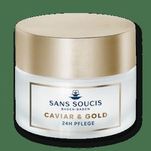 Sans Soucis CAVIAR & GOLD - 24h péče - pro všechny typy pleti