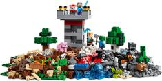 LEGO Minecraft 21161 Kreativna kutija 3.0