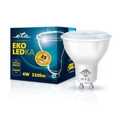 ETA LED žarnica, GU10, 4 W, nevtralno bela