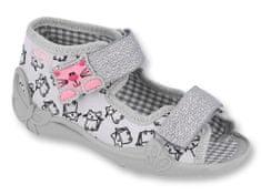 Befado sandały dziewczęce Papi 242P102