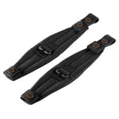 Fjällräven Kanken Mini Shoulder Pads, Black | 550 | One size