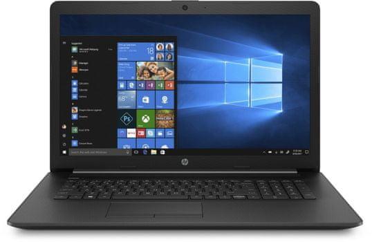 Notebook HP 17-ca2990nc (2X1V9EA) 17,3 palcov Full HD dedikovaná grafika
