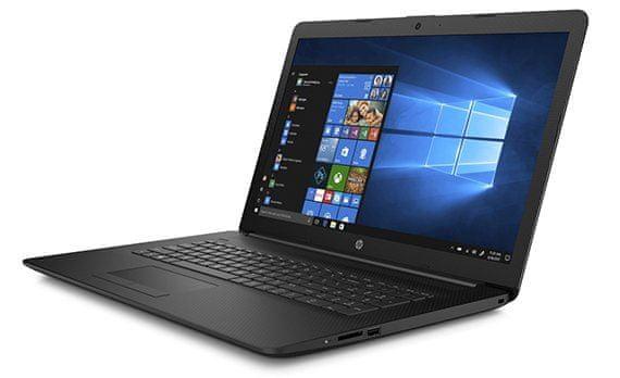 Notebook HP 17-ca2990nc (2X1V9EA) 17,3 palcov zabezpečenie TPM Sure Sense Full HD spoľahlivosť výkon podnikanie office