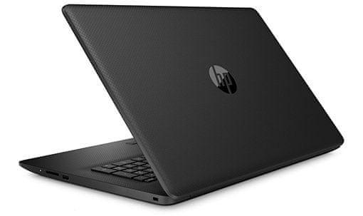 Notebook HP 17-ca2990nc (2X1V9EA) 17,3 palcov Full HD dedikovaná grafika touchpad klávesnica stereoreproduktory