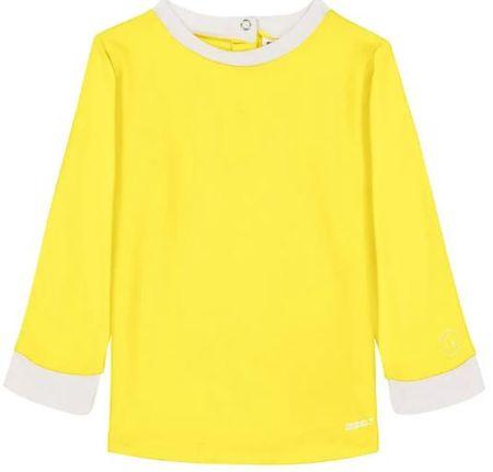 Ki-ET-LA otroška kopalna majica z UV zaščito, 6 mesecev, rumena