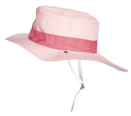 Ki-ET-LA dziecięcy kapelusz dwustronny z ochroną UV 45-47 cm różowy